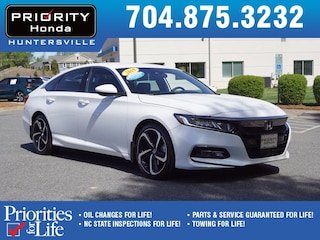 Certified Pre-Owned 2018 Honda Accord Sport Sedan HT207902 Huntersville, NC