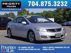 Used 2009 Honda Civic LX Coupe HT506999 in Huntersville, NC