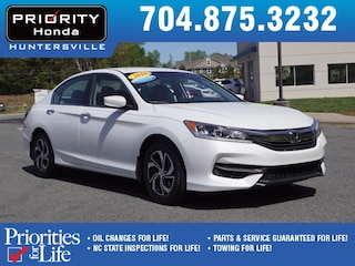 Certified Pre-Owned 2016 Honda Accord LX Sedan HP047877 Huntersville, NC