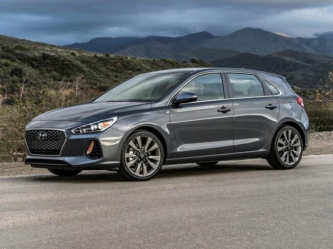 New 2018 Hyundai Elantra GT Base Hatchback Chesapeake
