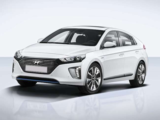 New 2019 Hyundai Ioniq Hybrid Blue Hatchback Chesapeake