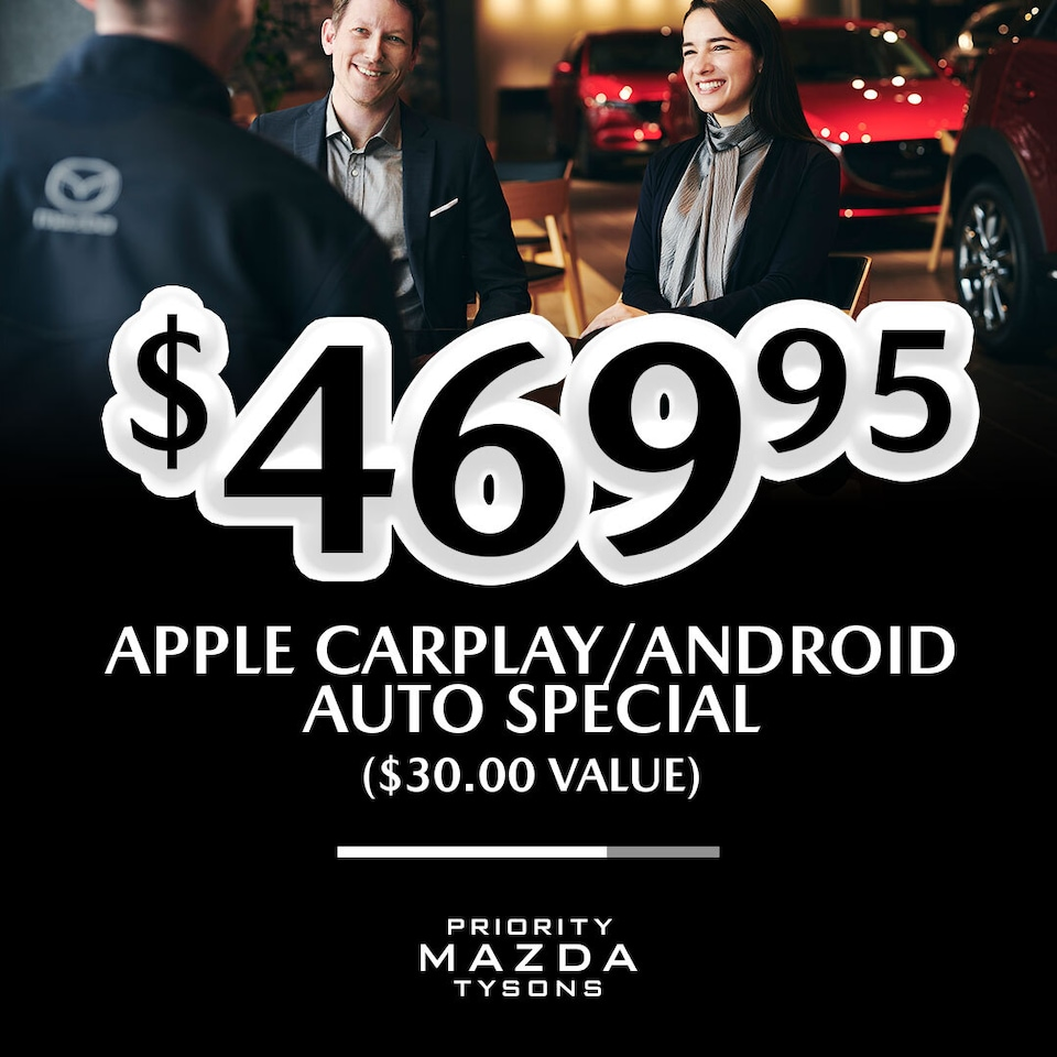 Apple Carplay/Android Auto Special