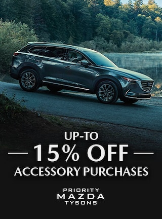 15% Off Accessory Purchases