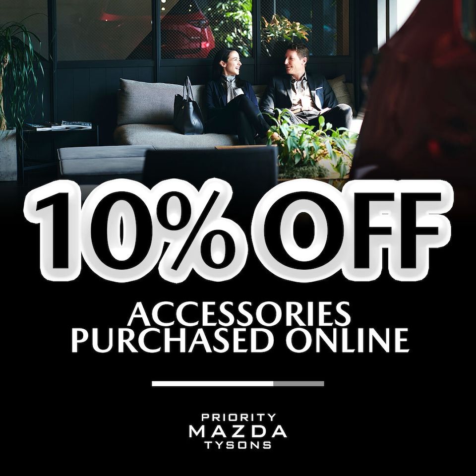 10% Off Accessories Purchased Online