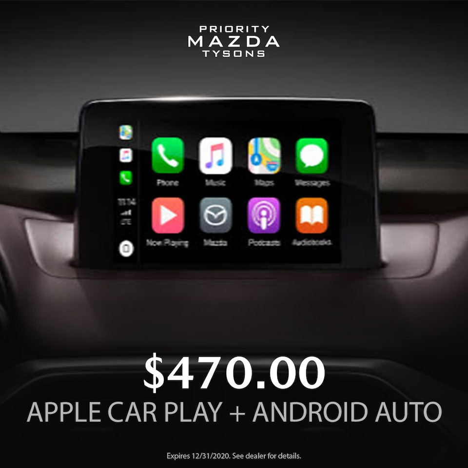 $470 Apply Car Play & Android Auto