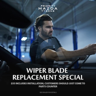 WIPER BLADE REPLACEMENT $34.95