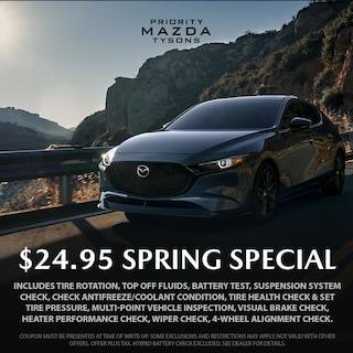 $24.95 Spring Special