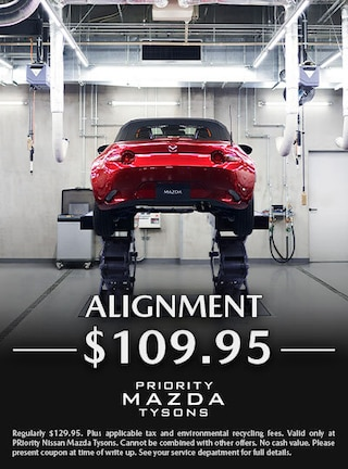 Alignment $109.95 (reg $129.95)