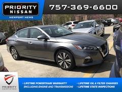 Used 2020 Nissan Altima 2.5 SL Sedan Newport News, VA