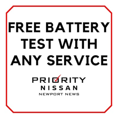 FREE Battery Test with Any Service
