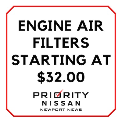 Engine Air Filters starting at $32.00