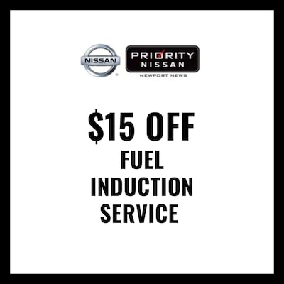 $15 Off Fuel Induction Service