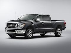 New 2019 Nissan Titan XD SV Gas Truck Crew Cab 4x4 in Williamsburg, VA