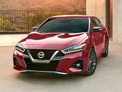 New 2020 Nissan Maxima 3 5 Sv For Sale In Williamsburg