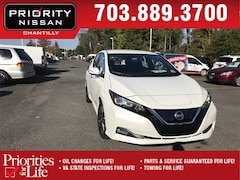 New 2019 Nissan LEAF SL Hatchback Front-wheel Drive in Williamsburg, VA