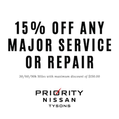 Discount On Any Repair or Major Service