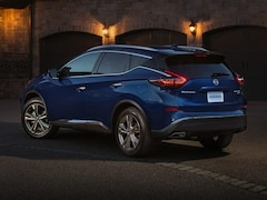New 2019 Nissan Murano SV SUV Front-wheel Drive in Williamsburg, VA