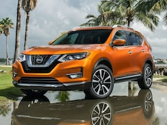 New 2019 Nissan Rogue S SUV All-wheel Drive in Williamsburg, VA