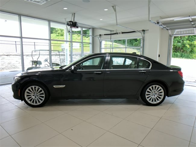 Used 2012 BMW 7 Series For Sale at Priority 1 Automotive Group | VIN