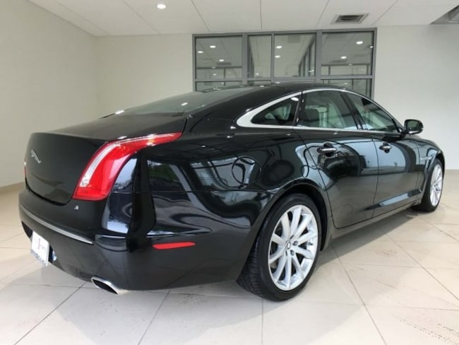 Used 2012 Jaguar XJ For Sale at Priority 1 Automotive Group | VIN