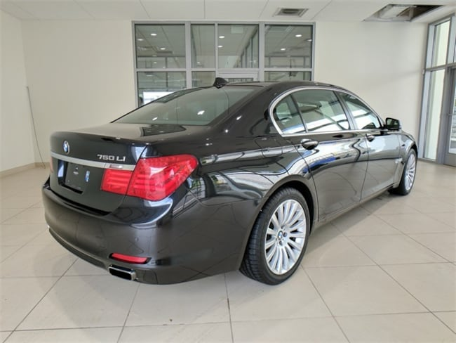 Used 2012 BMW 7 Series For Sale at Priority 1 Automotive Group   VIN