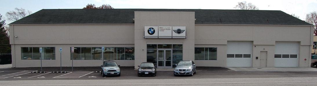 Porsche Of Towson >> BMW Certified Collision Repair Center Baltimore MD ...