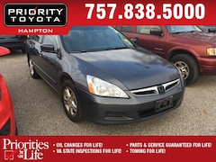 2007 Honda Accord 2.4 EX Sedan Chesapeake