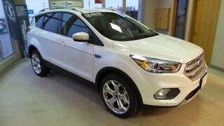 2019 Ford Escape Titanium 4WD Sport Utility