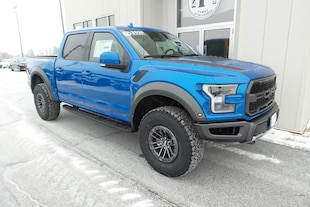 2020 Ford F-150 Raptor 4WD Supercrew 5.5 Box Crew Cab Pickup