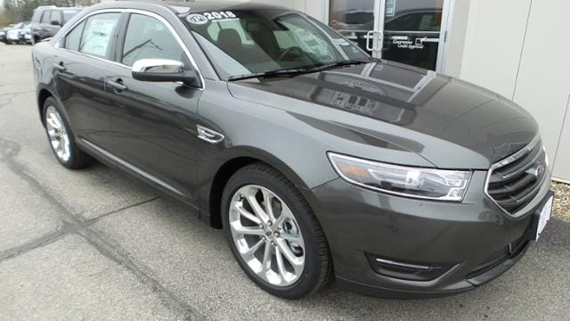 2018 Ford Taurus Limited FWD Car