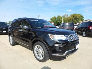 2018 Ford Explorer Limited 4WD Sport Utility