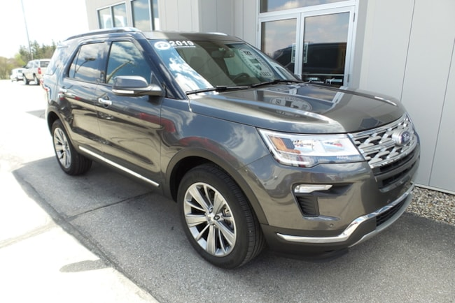 2019 Ford Explorer Limited 4WD Sport Utility