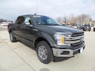 2019 Ford F-150 Lariat 4WD Supercrew 5.5 Box Crew Cab Pickup