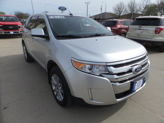 2011 Ford Edge 4dr Limited AWD Sport Utility