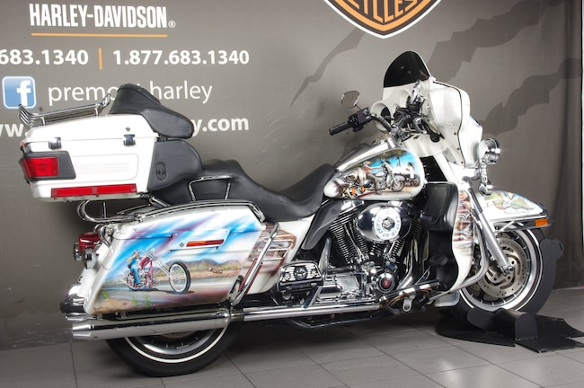 2002 HARLEY-DAVIDSON FLHTCUI Ultra Classic Electra Glide