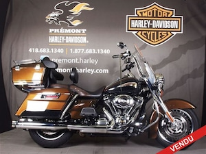 2013 HARLEY-DAVIDSON Road King FLHR