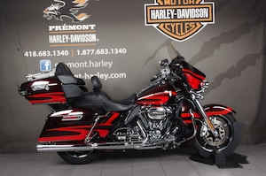 2017 HARLEY-DAVIDSON FLHTKSE CVO Ultra Limited Screamin Eagle