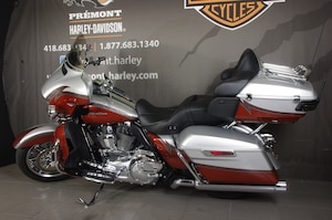 2014 HARLEY-DAVIDSON FLHTK Electra Glide Ultra Limited CVO SCREAMIN' EAGLE