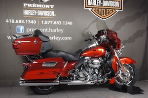 2010 HARLEY-DAVIDSON FLHTCUSE Screamin Eagle