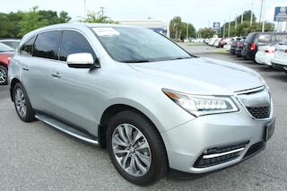 2014 Acura MDX 3.5L Technology Package w/Navigation System SUV