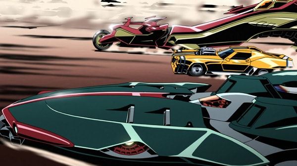 The Five Greatest Animated Race Cars Proctor Acura Near