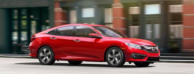 Experience the Honda Civic