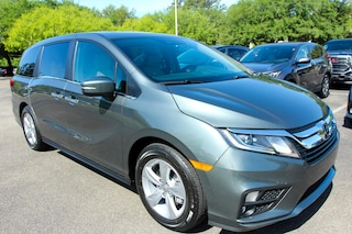 2019 Honda Odyssey EX-L w/Navigation and Rear Entertainment System Van
