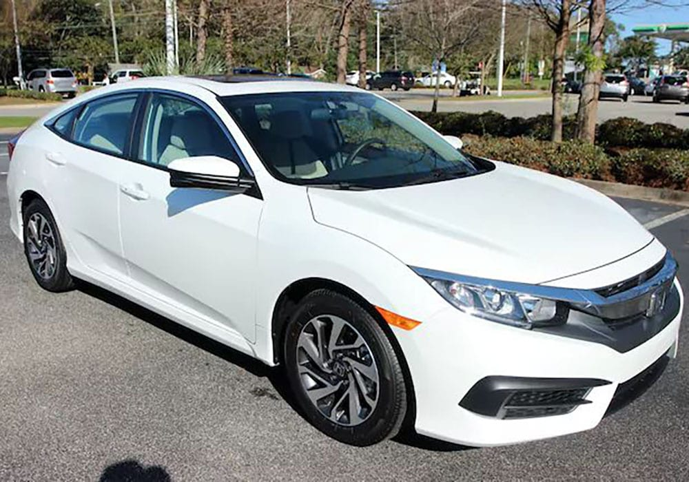 Difference between 2018 honda accord vs 2018 honda civic for Honda accord vs honda civic
