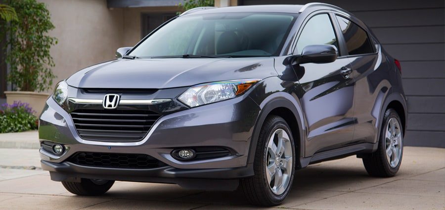 2016 honda hrv release date crv review near tallahassee for Compare honda crv and hrv