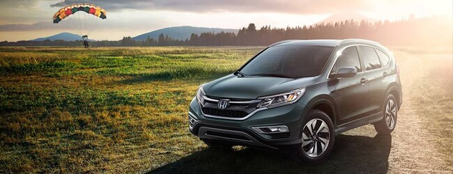 Experience the Honda CR-V
