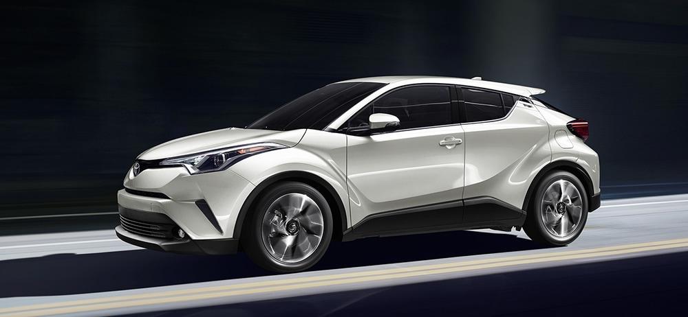 2019 Honda HR-V vs 2019 Toyota C-HR | Which is Better?