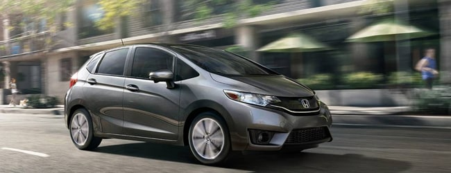 Experience the Honda Fit