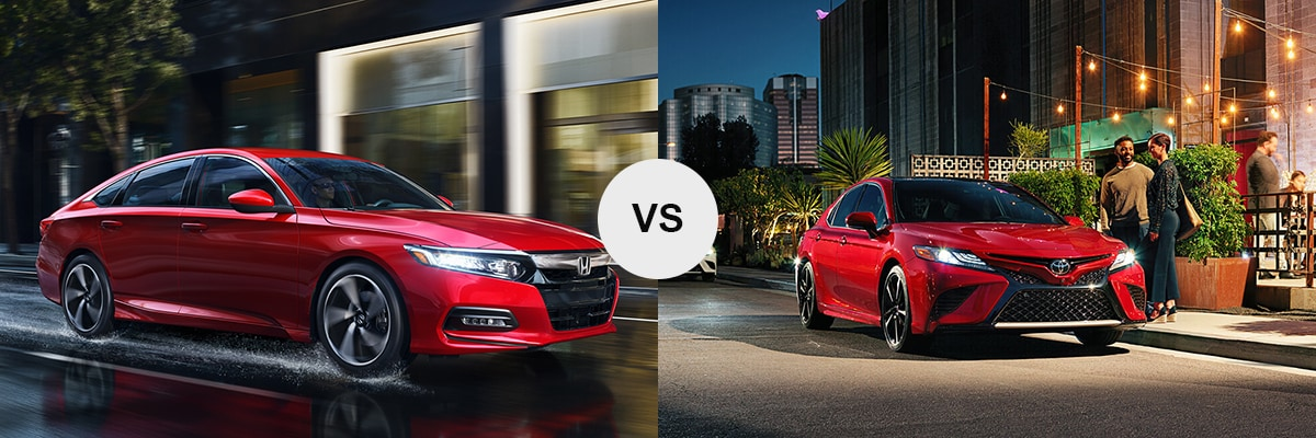 2018 Honda Accord Sport vs 2018 Toyota XSE | Which is Best For You?