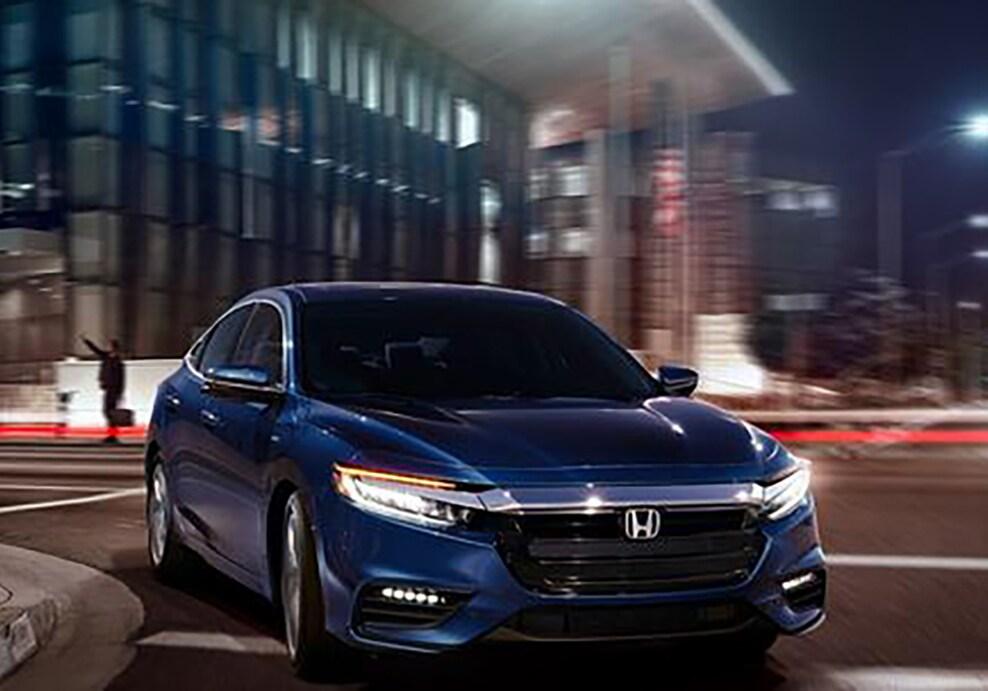 Honda Panama City >> 2019 Honda Insight vs 2018 Honda Clarity Plug-In Hybrid   What's the Difference?